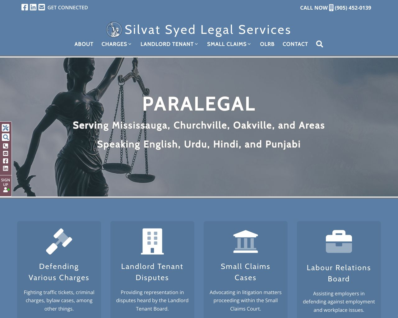 Website: Silvat Syed Legal Services