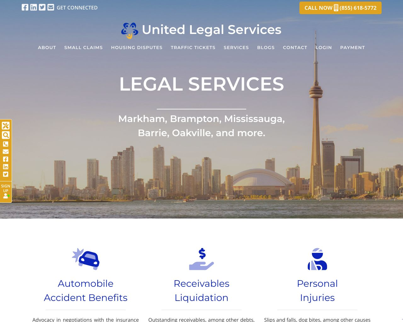 Website: United Legal Services