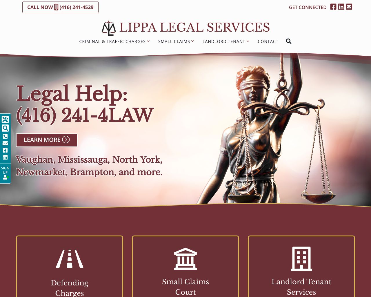 Website: Lippa Legal Services