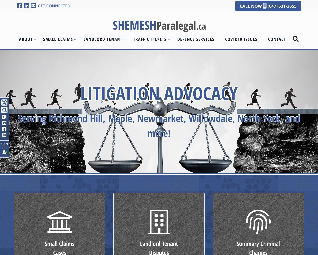 Website: Shemesh Paralegal Services