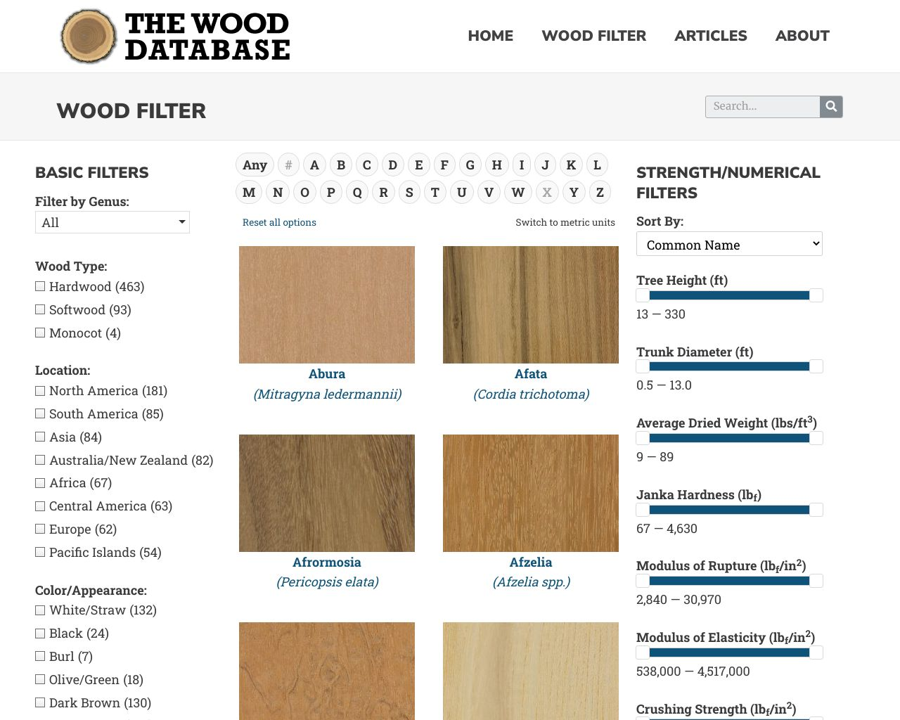 the-wood-database