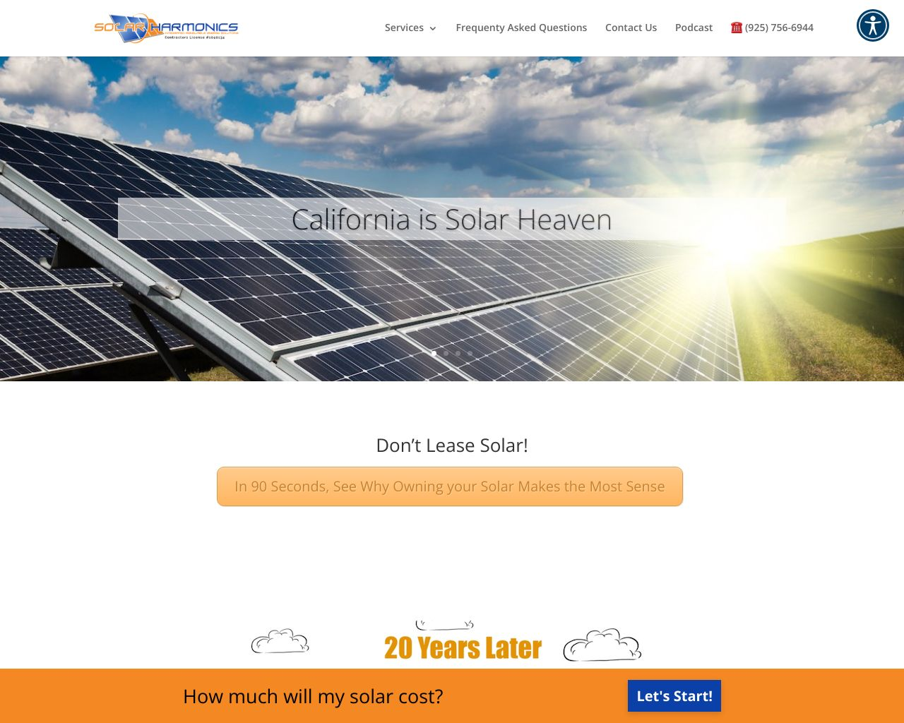 Solar Harmonics Inc  | Diamond Certified | Solar Installer