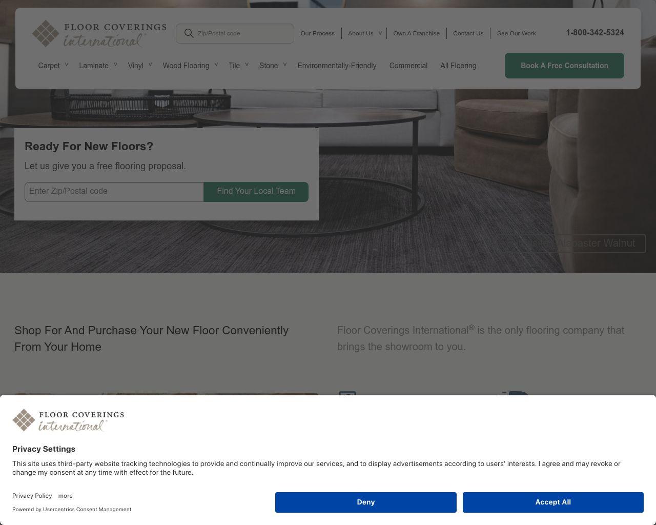 Floor Coverings International Concord Diamond Certified