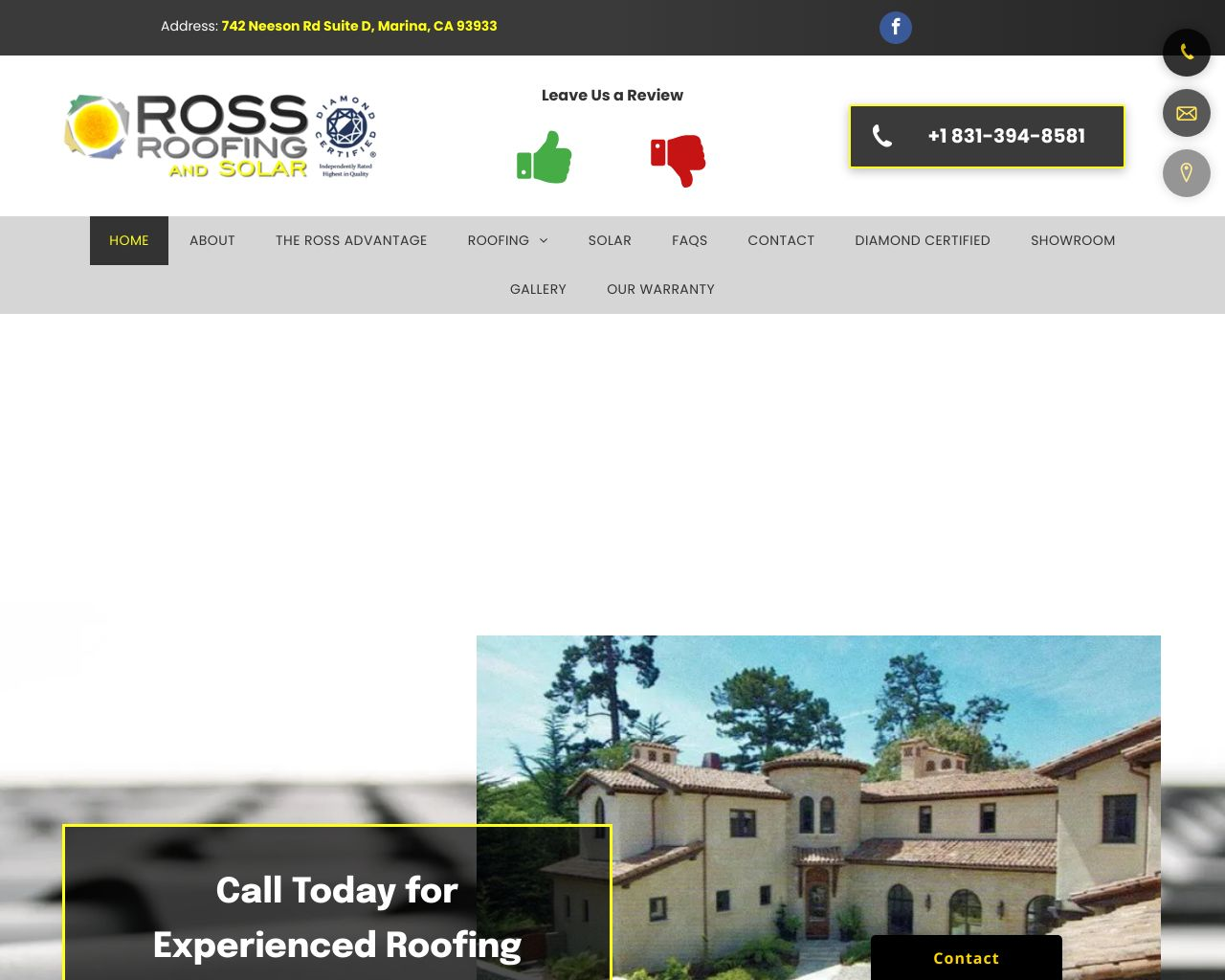 Http Www Rossroofing1950
