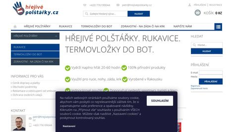 Hrejivepolstarky.cz