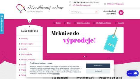 Koralkovyeshop.cz