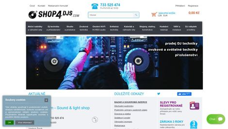 Shop4djs.com