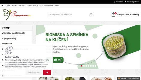 Superpotravina.cz + .sk