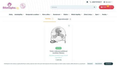 Bilatlapka.cz