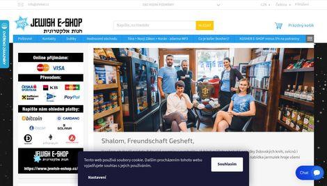 Jewish-eshop.cz
