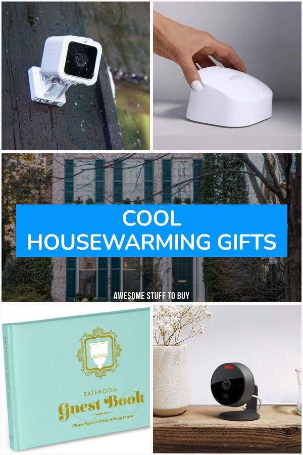 Housewarming Gifts // Awesome Stuff to Buy